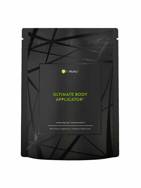 It works wraps ultimate body applicator